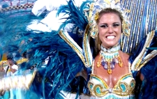 Optionales Abendprogramm:  Rio by night  mit Samba-Show