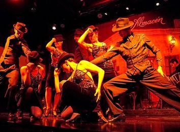 Buenos Aires - Tango Show / Argentinien
