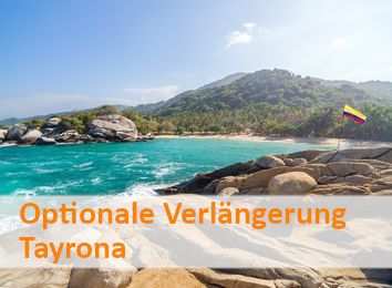 Tayrona Nationalpark / Kolumbien